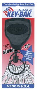 Keybak super S48K m/wire(kevle)