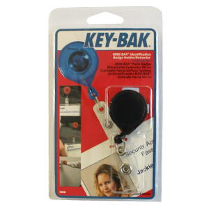 Keybak(USA) mini sort m/plast clips