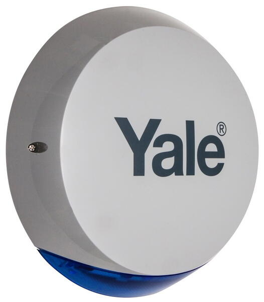 Yale Smart Living Sirene, udvendig